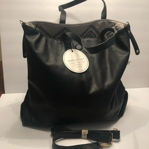 Under One Sky Extra Larger Reversible Tote NWT
